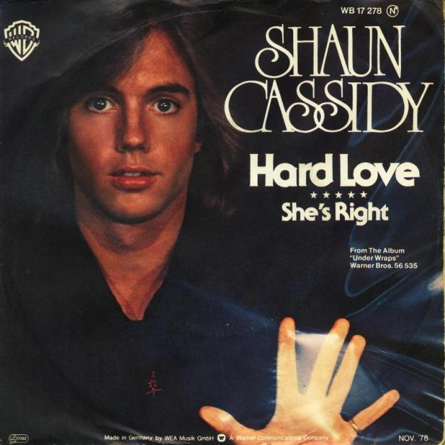 shaun-cassidy-hard-love-wea